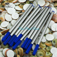 Wholesale JINHAO Pieces Standard Blue Ink Common Roller Ball Pen Refill