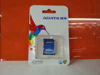 Wholesale high quality good quality ADATA GB SD card SDHC card camera flash memory card class