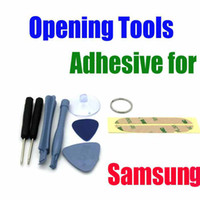 Wholesale Repair Opening Tool set and M Adhesive Kit for Samsung Phone Factory Price seven eleven