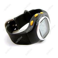 Wholesale S5Q Fittness Pulse Counter Heart Rate Monitor Sport Watch Digital Running timer AAAAQS