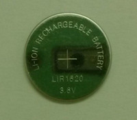 Wholesale Good quality Rechargeable battery V LIR1620 Can Replace CR1620 V Li ion Button Coin Cell battery