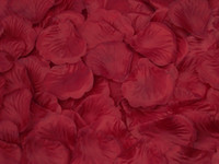 Wholesale Red cm Flower Rose Petal Silk Rose Flower Petals Wedding Favors Bridal Party Home Vase Aisle Decoration bags