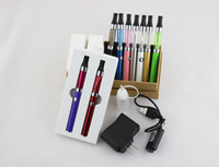 Wholesale Original Kanger E smart Kit Double Kit ecigarette Most Popular Lady Favourite Kanger esmart Starter Kit with Ego Gift Box DHL ship