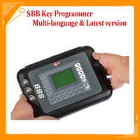 Wholesale 2014 car key immobilizer programmer silca sbb software updated languages SBB key pro V33