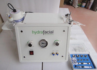 Wholesale protable microdermabrasion micro dermabrasion hydra facial jet peel dimond dermabrasion oxygen machine device equipment