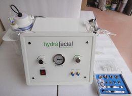 Wholesale protable microdermabrasion micro dermabrasion hydra facial jet peel dimond dermabrasion oxygen machine device equipment