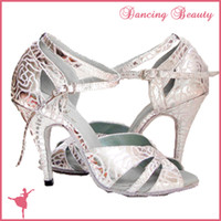 Wholesale 2013 decorative pattern fashion Latin dance shoes female ballroom dancing shoescustomize