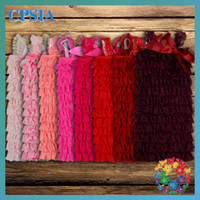 Wholesale Pink Latest Lovely Posh Petti Lace Romper Baby Ruffle Rompers Newborn Lace Romper More than Colors years