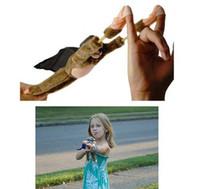 Flying Monkey / catapulta de griterío del mono / mono que vuelan juguetes de los niños de la catapulta de cerdo Geek Navidad juguetes