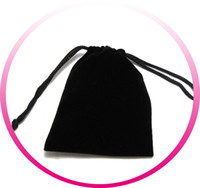 Wholesale Velvet Gift Drawstring Retail Jewelry Packaging Bags x9cm Christmas Wedding Gift Pouches DHL