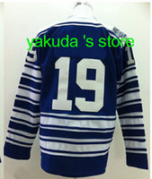 Blue 19 Joffrey Lupul Jersey Hockey Jerseys 2014 Winter Clas...