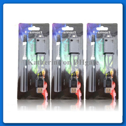 E Cig Smart Blister Kits Cigarette Kits Mini E Electronic Cigarette 350mah Battery with Various Colors Great Quality