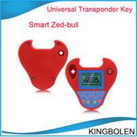 Wholesale Top Quality Mini Zed Bull Smart Zed Bull Transponder Key Programmer zedbull auto key programmer