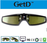 Wholesale 144Hz D IR Active Shutter Glasses for Acer BenQ Optoma View Sonic NEC Sharp DLP Link Projector
