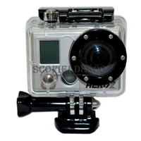 Wholesale great quality HOT sale Fashionable Transparent High Strength strong Waterproof Case For GOPRO Hero Cameras SO163793