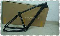 Wholesale 2014 Top Quality Cheap Brand MTB Bike Frame Carbon Fiber Mountain Bicycle Frame K Carbon Road Bike Frames Customized K Carbon PD27