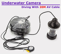Wholesale 20m degree Rotation PTZ SONY CCD underwater camera PTZ waterproof camera PTZ fishing camera PTZ fish finder Freeship by DHL