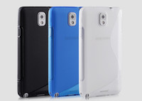 For Samsung Metal Yes New two-tone Cover case for samsung N9000 Galaxy note3 mtk6589t Mobile Phone Bags & case+ free shipping
