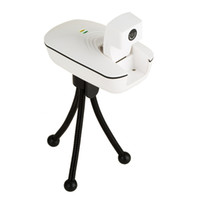 Electric IP Camera  Multifunctional Mini Portable Wifi Camera EYES-007 Wireless Router AP Card Reader Baby Monitor for iPhone iPad