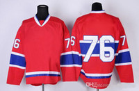 best linen shirts - Canadiens Subban Player Jersey Red Ice Hockey Team Jerseys Top Sellers Stitched Hockey Shirts Best Winter Outdoor Sportswear