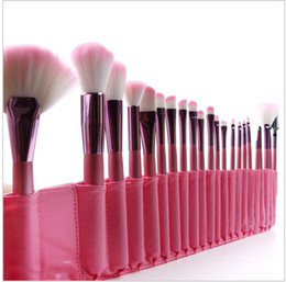 Wholesale New Professional Set Set Cosmetic Makeup Brushes Set for makeup Christmas Gift