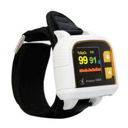 Wholesale Fingertip Pulse Oximeter Heal Force Prince H Wrist pulse Oximeter Handhold cardiotachometer Health monitor Care