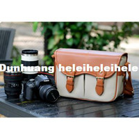 Wholesale Special Korea Harlem D3 D2 D D D90 D3200 KR SLR camera bag with liner