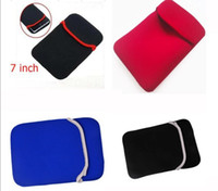 Wholesale US Stock Best sale No Zipper inch Neoprene Sleeve Bag Case Cover For Ebook Apad Tablet PC Laptop inch Cloth Cover Case