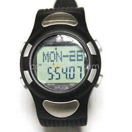 Wholesale Sport Pulse Watch Heart Rate Monitor with Pedometer
