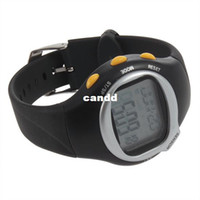 Wholesale digital creative things pedometer and calorie Products heart rate watch rate monitor battery watch