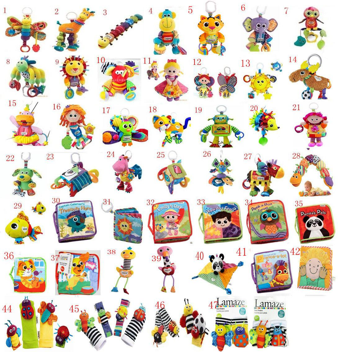 Best crib toys your baby - Lamaze Toy Crib Toys With Rattle Teether Infant Early Development Toy Stroller Music Baby Doll Toy Lamaze Cloth Book Books Online With 6 51 Piece On