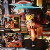 Wholesale Hot sale NEW Anime Naruto Uzumaki Naruto PVC Action Figure Collection Model Toy