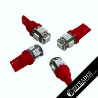 Wholesale ZITRADES x SMD Red Color High Power LED Car Lights Bulb By ZITRADES