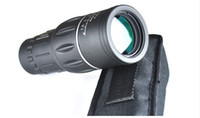 Universal   Super Clear 16x52 Dual Focus Telescope Optics Zoom Monocular Scalable Telescopic