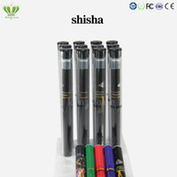 e shisha pen 500-600 puffs e shisha stick Diifferent colors Cigarrillos Electronicos Ecigator Eshisha HOT E ShiSha Pen Disposable E Cigarette Smoking 280mAh E-Hookah Pipe Stick Electronic Cigarettes