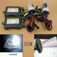 Wholesale 55W Xenon HID Conversion Slim Kit H7 K