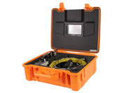 Wholesale Pipe Inspection Camera System With ABS Case m Cable Spare Sapphire glass Shipping Cost