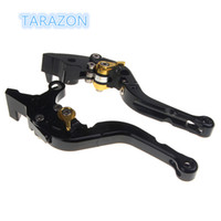 Wholesale CNC Adjustable Short Folding Brake Clutch Lever For SZUKI GSF GSX TL SV DL