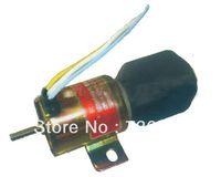 caterpillar parts - Flameout solenoid Fuel Shutdown v stop solenoid SA for hyundai excavator caterpillar parts