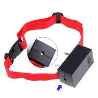 Wholesale S5Q Mini Anti Bark Dog Training Stop Barking Collar Ultrasonic Shock Aid Control AAAAMY