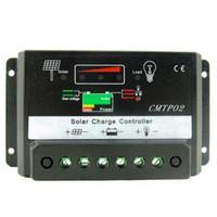 оптовых панели солнечных батарей регулятора контроллер заряда-S5Q 20A PWM панели солнечных батарей Регулятор контроллер заряда 12В / 24В Автоматическое переключение BOC AAACAY