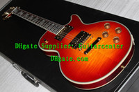 Wholesale Custom Shop Very Beauty G LP Supreme Electric Guitar Cherry Red Top High Quality Bestselling Guitars