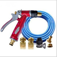 Wholesale Water gun set car wash tool copper high pressure water gun water gun car wash gun