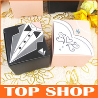 Cheap Favor Boxes Wedding Gift Boxes Best Black Paper Candy Boxes