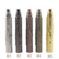 Wholesale The statue of liberty Pattern Battery for eGo Electronic Cigarette mah mah mah for ego kit starter e cigs