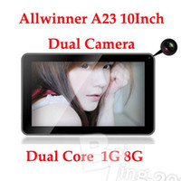 Hot Dual Camera Allwinner A23 Dual Core Tablet PC 1G 8G Andr...