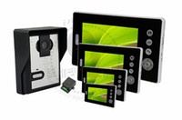 Wholesale 7 Inch Wireless Video Door Phone Audio Visual Intercom Doorbell Monitor With Camera From imgirl