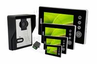 Wholesale 7 Inch Wireless Video Door Phone Audio Visual Intercom Doorbell Monitor With Camera From imgirl