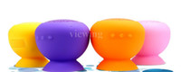 Wholesale Mushroom Mini Portable Suction Cup Speaker Rechargeable S9 Bluetooth Speaker