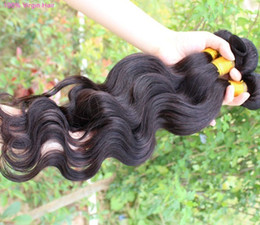6A peruvian virgin hair 4pcs lot 12 14 1618 20 22 24 26 28 30inches free shipping